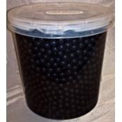 chocolate popping bursting boba balls