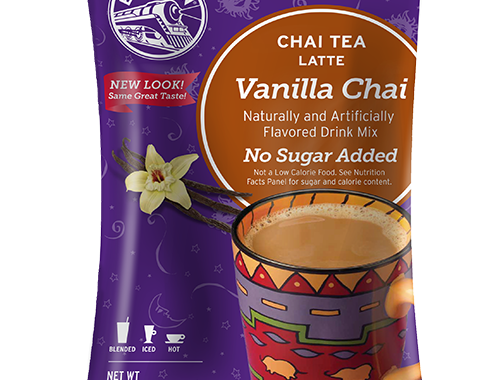 Big train vanilla no sugar added chai Tea