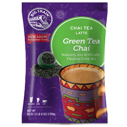 Big Train Green Tea Chai Tea Latte