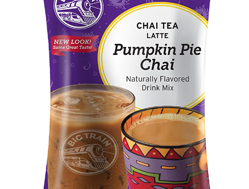 big train pumpkin pie chai