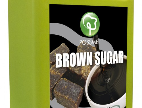 black sugar boba bubble tea sweetener