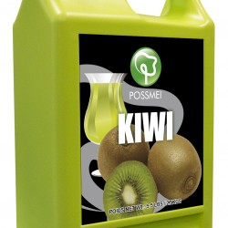 kiwi boba bubble tea syrup juice