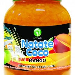 mango jelly boba bubble tea
