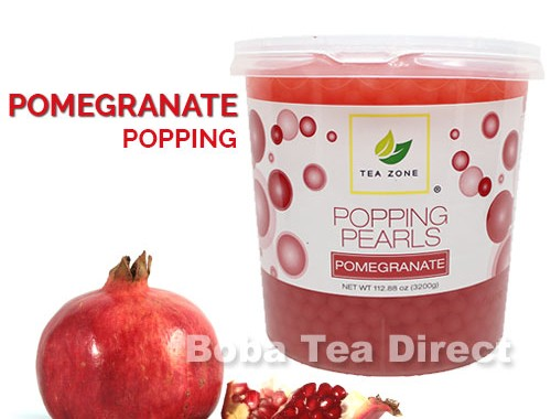 pomegranatet popping