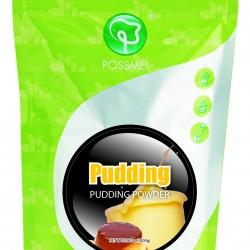 pudding powder boba bubble tea