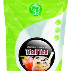 thai tea boba bubble tea powder mix