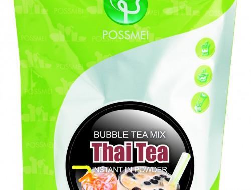 thai tea boba bubble tea powder mix