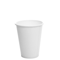 Karat 12oz Paper Cold Cup - White (90mm)