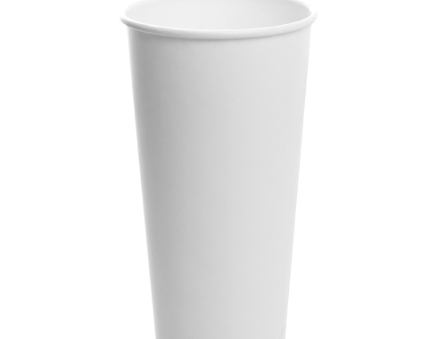 Karat 22oz Paper Cold Cup - White (90mm)