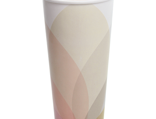 Karat 32oz Paper Cold Cups - KOLD (104.5mm)
