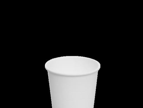 Karat 4oz Paper Hot Cups - White (62mm)