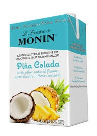 Monin Pina Colada Smoothie Mix