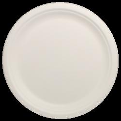 Round plates 10 inch