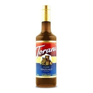 Torani Classic Hazelnut Syrup
