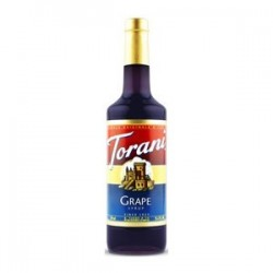 Torani Grape Syrup