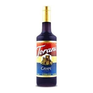 Torani Grape Syrup