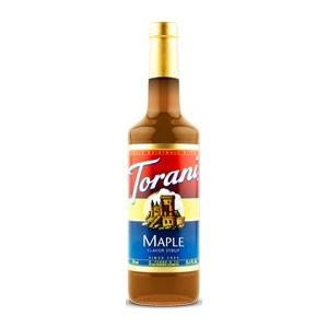 Torani Maple Syrup