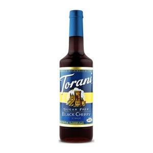 Torani Sugar Free Black Cherry Syrup