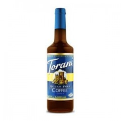 Torani Sugar Free Coffee Syrup