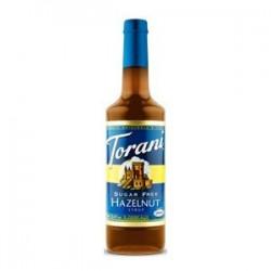 Torani Sugar Free Hazelnut Syrup