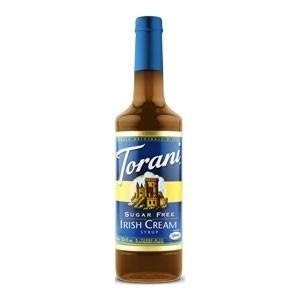 Torani Sugar Free Irish Cream Syrup