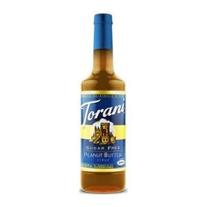 Torani Sugar Free Peanut Butter Syrup