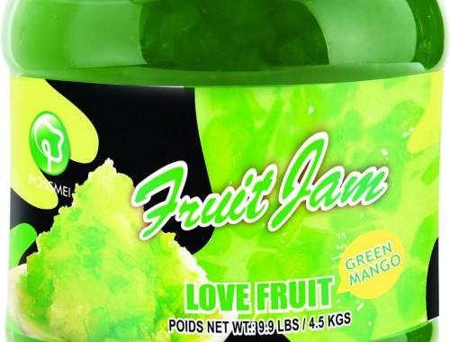 lovefruit boba bubble tea jam