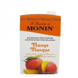 monin mango smoothie mix