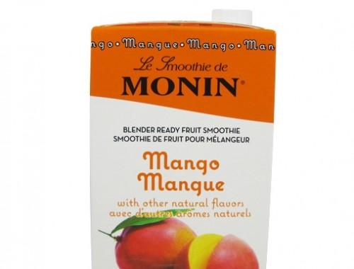 monin mango smoothie mix