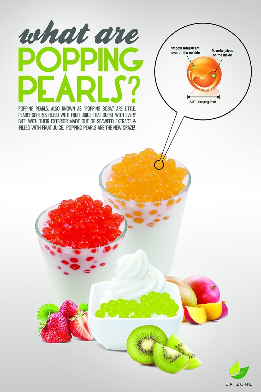 Coffee Beans Online >> Popping Bursting boba poster - Boba Tea WholesaleBoba Tea Wholesale