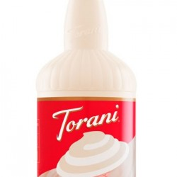 torani creme frozen beverage base