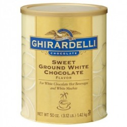 Ghirardelli White Chocolate