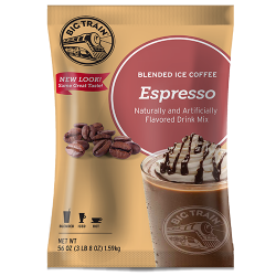 Big Train Espresso Blended Ice Coffee Mix