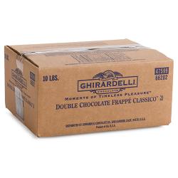 Box Ghirardelli Double Chocolate Frappe