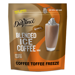Davinvi coffee toffee freeze