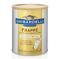 Ghirardelli Classic White Frappe
