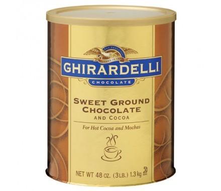 Ghirardelli sweet ground choco