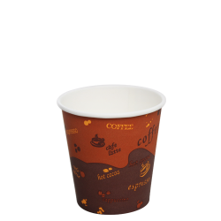 Karat 10oz Paper Hot Cups - Generic (90mm)