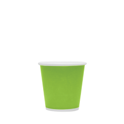 Karat 2oz Hot Cold Paper Food Containers - Green (51mm)