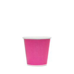Karat 2oz Hot Cold Paper Food Containers - Pink (51mm)