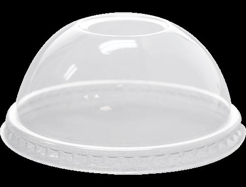 Karat 78mm PET Dome Lids