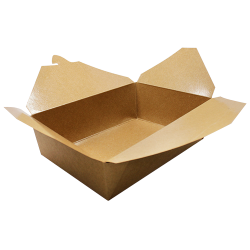 Karat Fold-To-Go Box #3 (76oz)