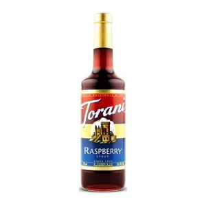 Torani Raspberry Syrup