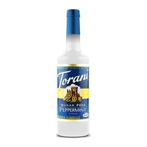 Torani Sugar Free Peppermint Syrup