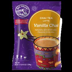 Big Train Vanilla Chai - No Sugar Added Tea Latte