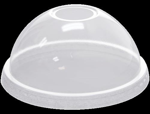 92mm PET Dome Lids