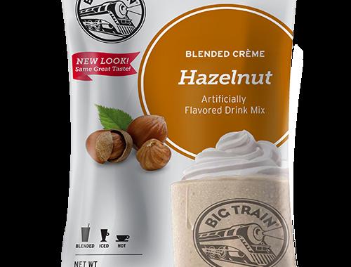 Big Train Hazelnut Blended Creme Frappe Mix