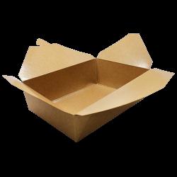 Karat Fold-To-Go Box #3 (76oz)