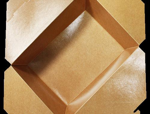 Karat Fold-To-Go Box #4 (110oz)