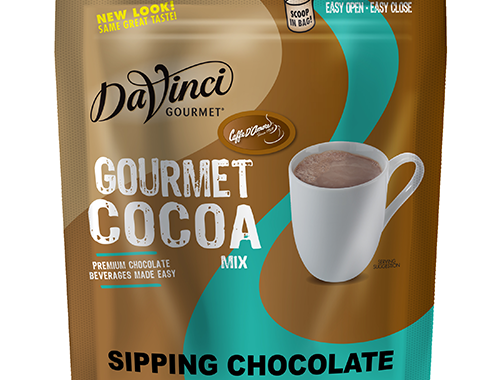 Sipping chocalate